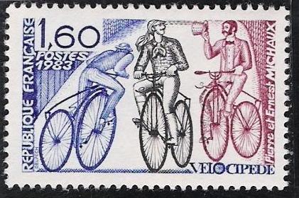 michaux stamp 1983