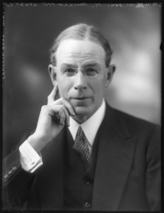 Lord Alness, by Bassano, 1922
