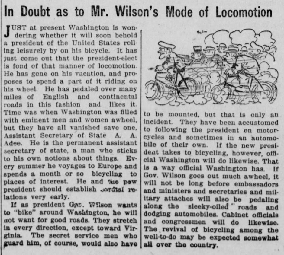 Sausalito News, 18 January 1913